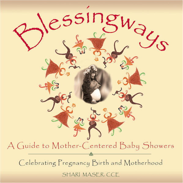 Blessingways Book Cover Art